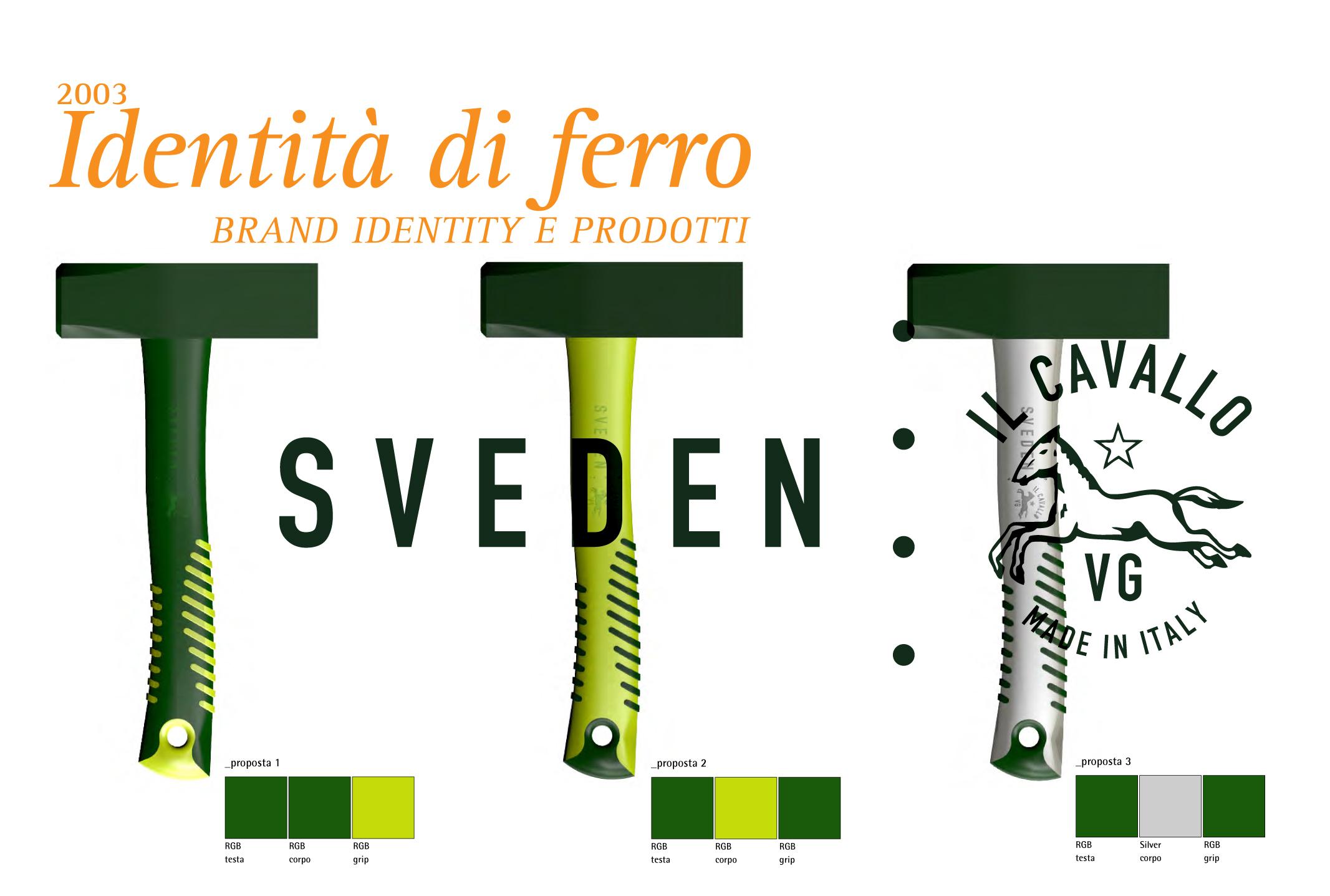 SLIDE Sveden brand identity ita