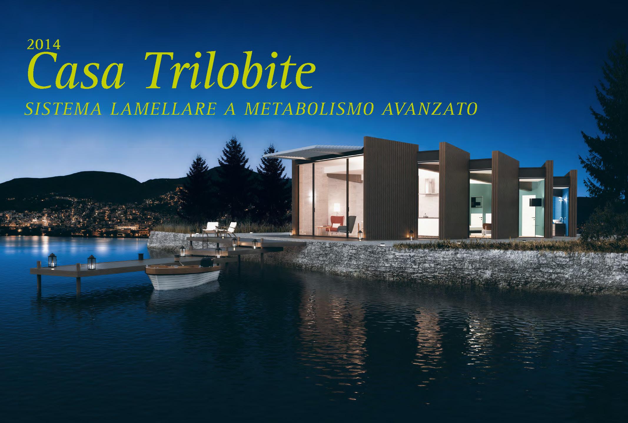 Casa trilobite per Moretti More